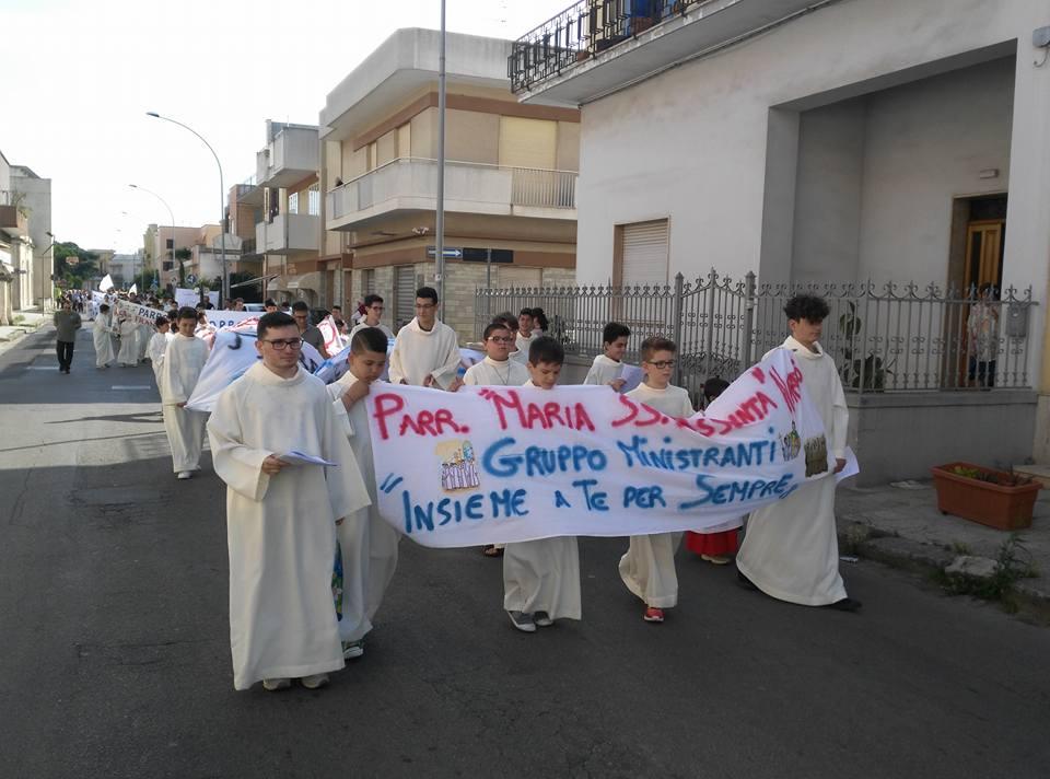 12 giugno 2016 Giubileo Diocesano dei Ministranti (2)